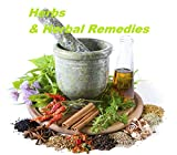 Herbs & Herbal Book: A list of plants & spices like ginger, garlic & turmeric & the health benefits they provide in the treatment and healing of diseases: ... eczema, fatty liver, diabetes, anxiety.