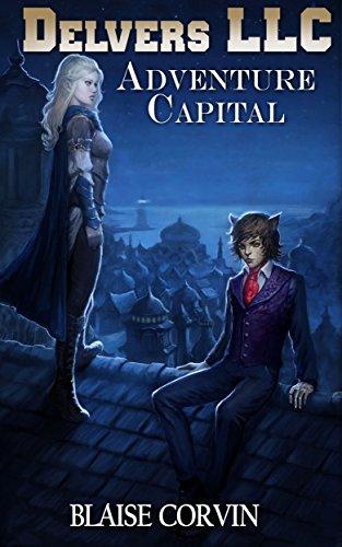 Delvers LLC: Adventure Capital cover