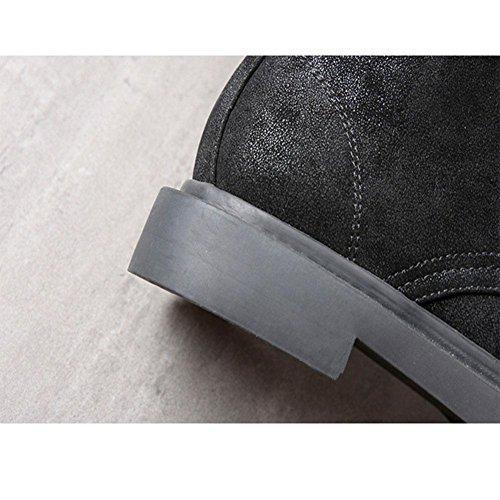 Black Black Stivali Sentirsi Agio da Proprio Proprio Proprio CHENGREN Casual 43 Freddo Confortevoli Donna Super a scivoloso e 39 Scarpe ZYTqdx