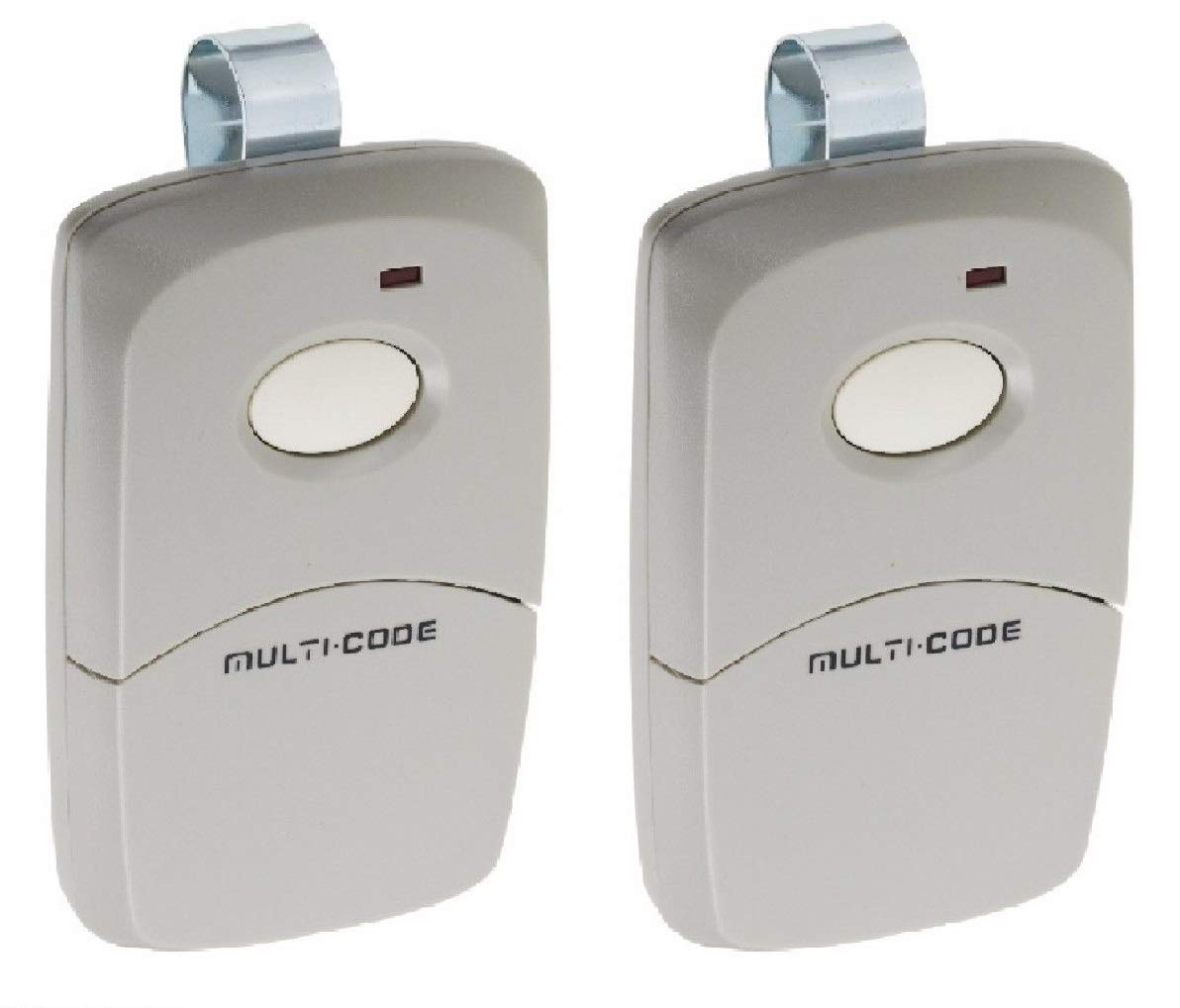 2-Pack Multi-Code 3089 MultiCode 308911 Linear MCS308911 Garage Gate Remote 300m by Linear (Image #1)