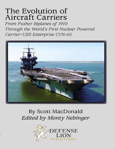 The Evolution of Aircraft Carriers - From Pusher Biplanes of 1910 Through the World