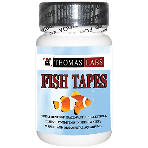 Fish Tapes Praziquantel Thomas Labs product image