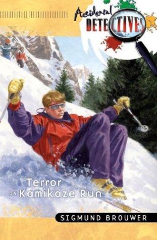 book cover of Terror on Kamikaze Run