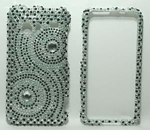 New Deluxe Luxury Rhinestone Diamond case for Google HTC Icredible/6300