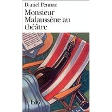 Monsieur Malauss Au the (Folio) (English and French Edition)
