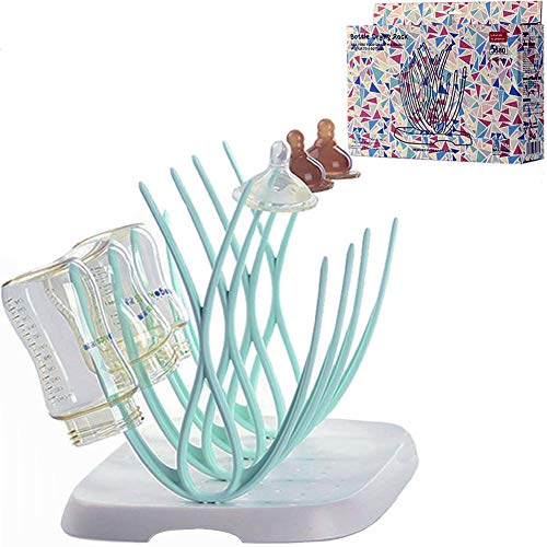 Baby Bottle Drying Rack and Dish Dryer Rack for Toddler Sipp
