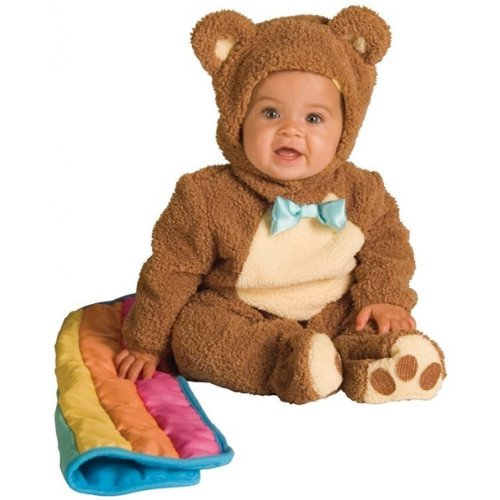 Oatmeal Bear Costume Baby - Infant 18-24 Months