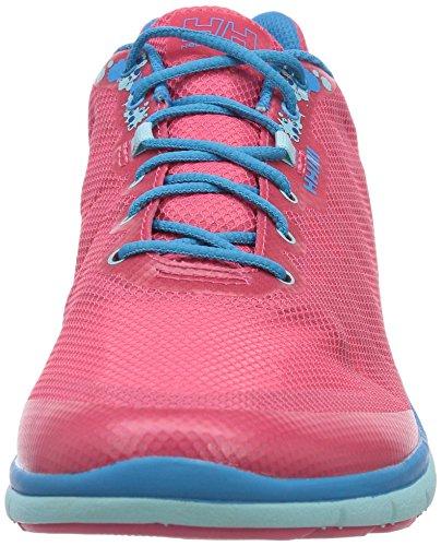 Helly Hansen W Torena VTR, Mujer Zapatillas de trail running Rosa / Azul / Turquesa