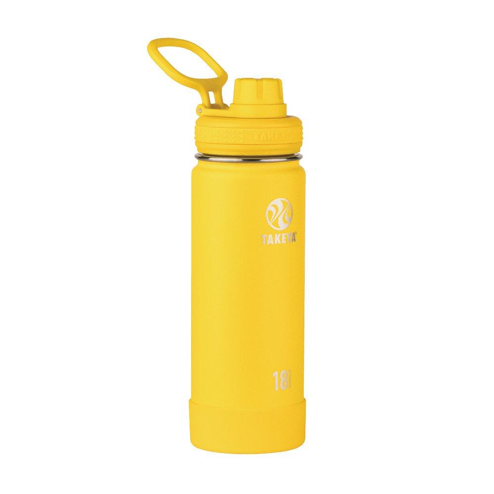 Takeya 51071 Trinkflasche Unisex Erwachsene, Solar