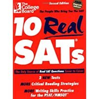 10 Real SATs, Second Edition