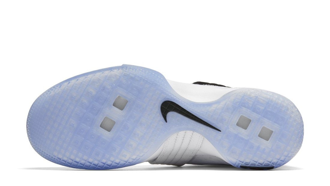 Nike Lebron Mens Soldato 10 Scarpe Da Basket, Bianco, 11 D (m) Ci