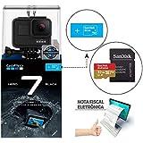 Câmera GoPro Hero 7 Black + Cartão 32GB Sandisk Ultra