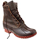 Womens Bean Boots Duck Boots 8 Bison by L L Bean (7 M)