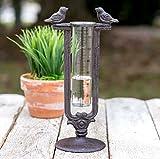 Two Birds Tabletop Rain Gauge