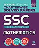 SSC Chapterwise Solved Papers Mathematics(2017-2000)