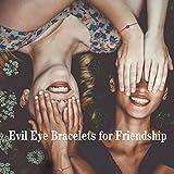Shonyin Handmade Evil Eye Bracelets Set with Card