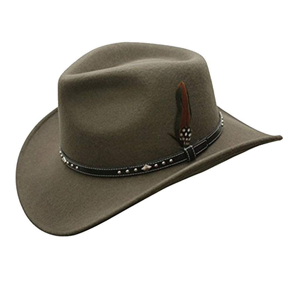 Conner Hats Mens Star Rider Waterproof Wool Hat