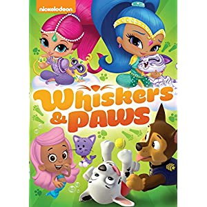 Nickeloeon Favorites: Whiskers & Paws (2017)