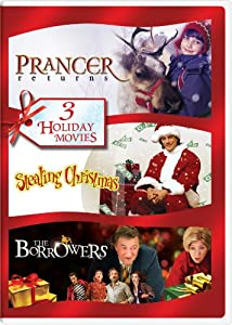 Prancer Returns / Stealing Christmas / The Borrowers (2011) Holiday Triple Feature by Universal Studios