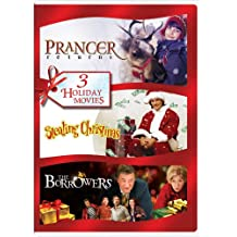 Prancer Returns / Stealing Christmas / The Borrowers (2011) Holiday Triple Feature