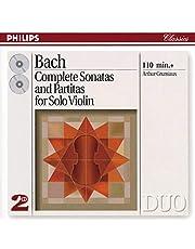 Bach,J.S Complete Sonatas Partitas For Solo Vln
