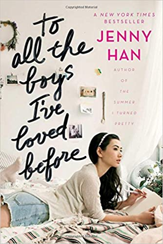 Afbeeldingsresultaat voor jenny han to all the boys i've loved before book