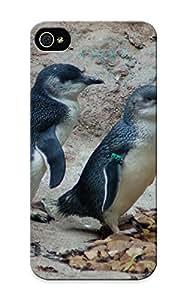 Design High Impact Dirt/shock Proof Case Cover For Iphone 5/5s (animal Fairy Penguin Penguin) hjbrhga1544