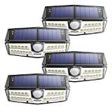 Best Mpow Solar Garden Lights - Mpow Solar Lights Outdoor, 4th Generation 30 LED Review