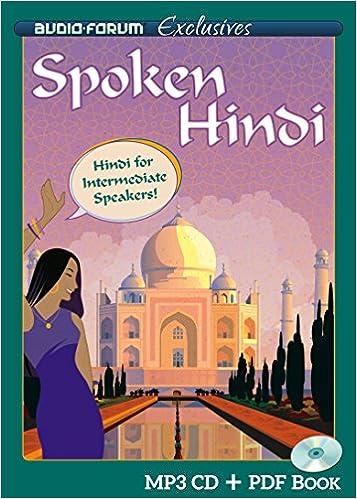 Spoken Hindi Books Pdf