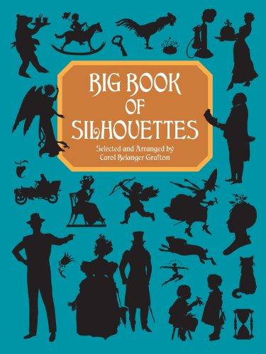 Big Book of Silhouettes (Dover Pictorial Archive) (Tapa Blanda)