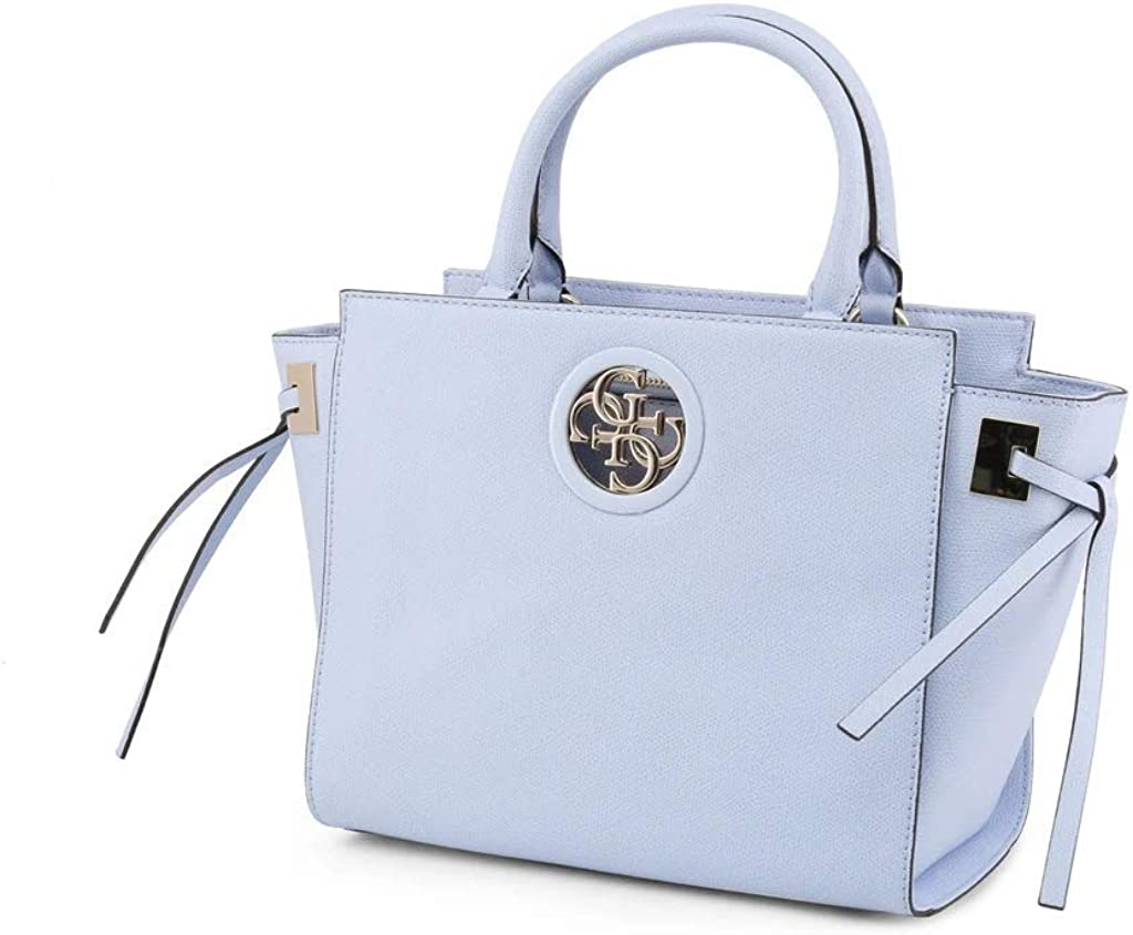 Guess Open Road Society Satchel Borsa a mano Donna