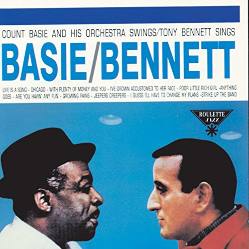 Basie Swings Bennett Sings - Anything Goes (1990 Remix/Remaster)