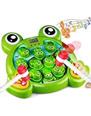 SZBXD Interactive Whack A Frog Game for Kids