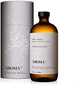 AromaTech The Hotel for Aroma Oil Scent Diffusers - 500 Milliliter
