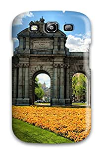 Galaxy S3 Hard Case With Awesome Look - GomcasS887cnEXl