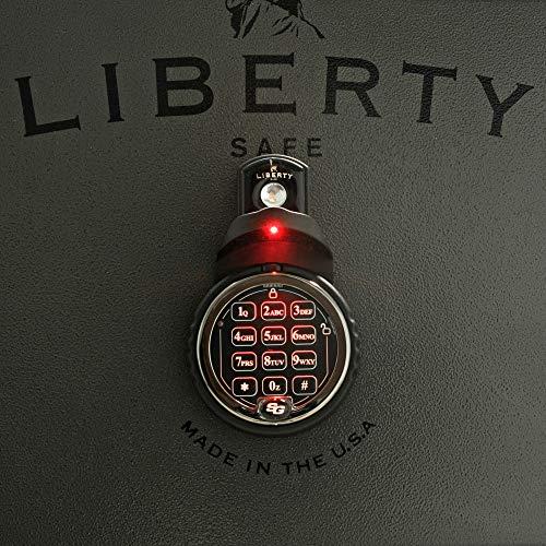 Liberty Safe Security Safe Lock Light, Electronic Lock 10930
