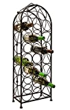 it's useful. Freestanding Wine Rack - Fully Assembled 23 Bottle Capacity (750 ml Standard Wine Bottle) Elegant Wine Storage and Display Rack for Home, Shop, or Restaurant