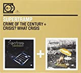 2 For 1: Crime Of The Century / Crisis? What Crisis? By Supertramp (2009-06-17)