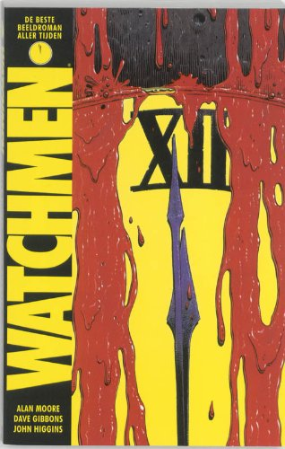 Watchmen / druk 1