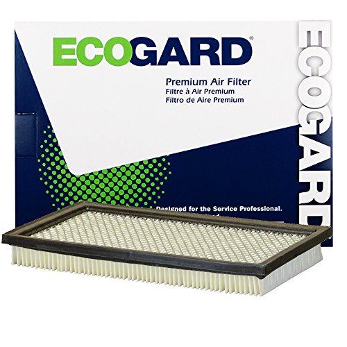 ECOGARD XA4278 Premium Engine Air Filter Fits Nissan Altima, Maxima, Murano, Pathfinder, Sentra, Xterra / Infiniti G35 / Nissan Quest / Subaru Legacy / Nissan Frontier / Subaru Forester, Impreza ()