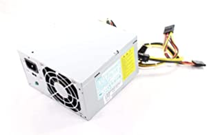Genuine Dell G848G 350w Power Supply PSU For Inspiron 530, 531 Vostro 200, 400 Studio 540 Part Numbers: FU909, FU913, G739T, G846G, G848G, G849G, J130T, K159T, K692G, P111G, P112G, Compatible Model Numbers: DPS-530YB-1A, PS-6351-2, DPS-350XB-2 A, ATX0350D5WA