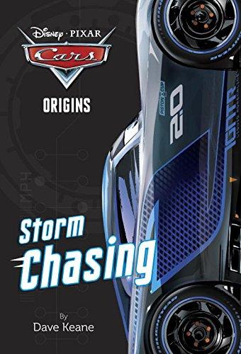 Cars Origins: Storm Chasing (Disney/Pixar Cars) (A Stepping Stone Book(TM))