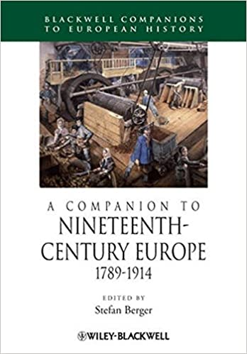 Amazon a companion to nineteenth century europe 1789 1914 a companion to nineteenth century europe 1789 1914 1st edition fandeluxe Choice Image