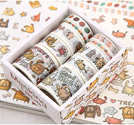 Cat Paws Scrapbooking Tape Washi Tape Gold Foil Craft Tape