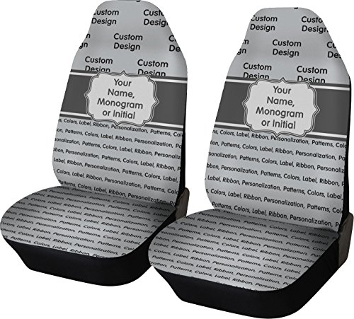 personalized name car seat covers - 6