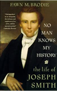 no man knows my history the life of joseph smith