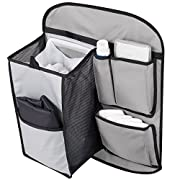 Summer Infant Travels Back Seat Organizer with Change Pad, Tidy