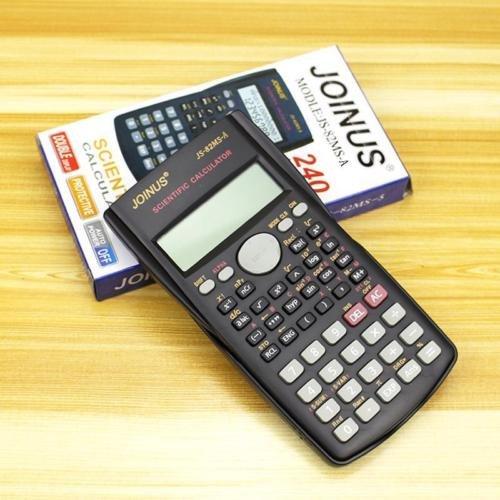 Gozebra(TM) Student's Scientific Calculator School Handheld Portable Display Mathematics New