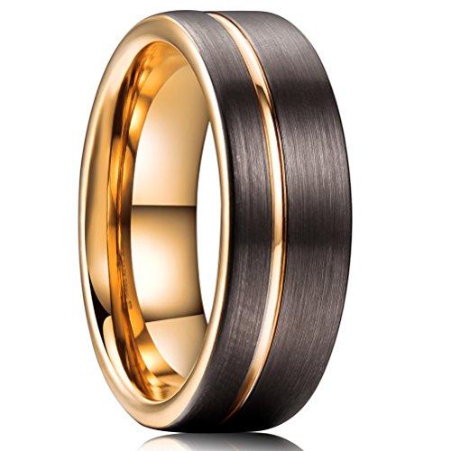 18k Dad Ring - 1