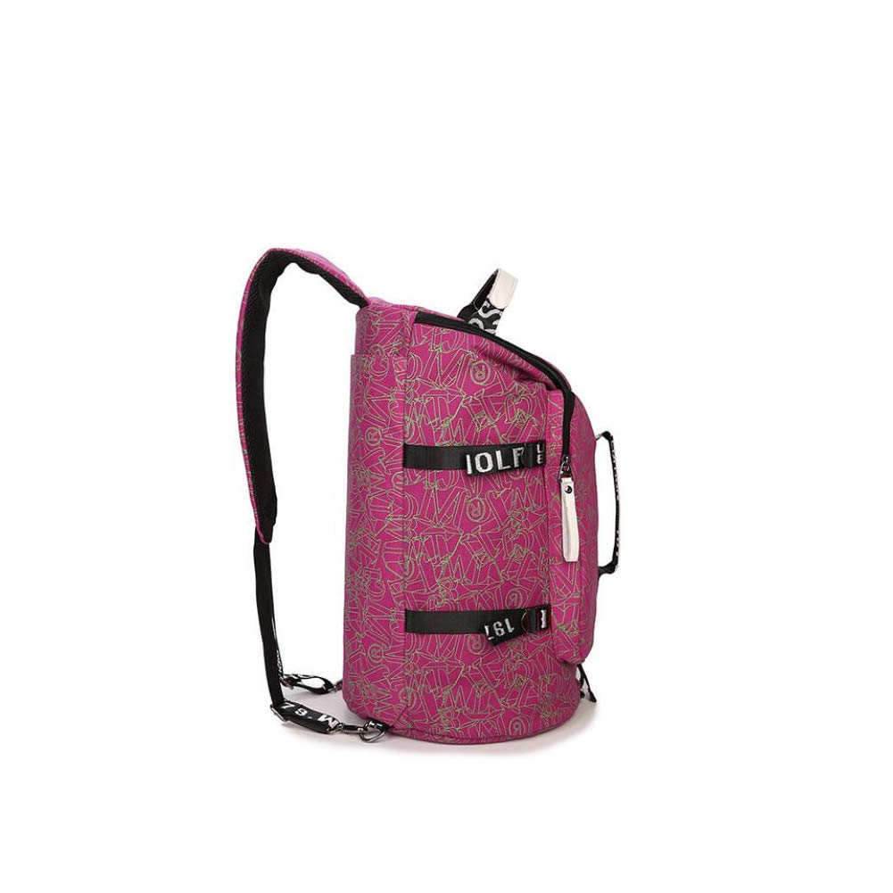Zehaer Climb Backpack Travel Backpack,Multifunction Outdoor Mountaineering Backpack,Brown